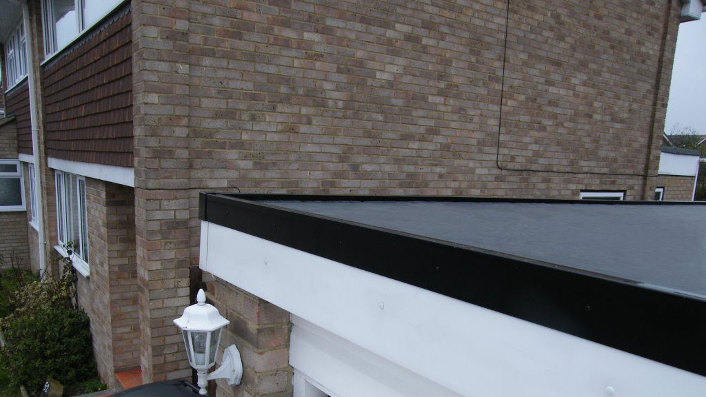 Flat Roof Installers Ashwell