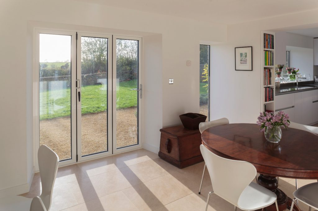 Online uPVC Bi-Fold Door Quote Hertfordshire