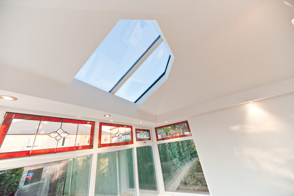 conservatory roofing options