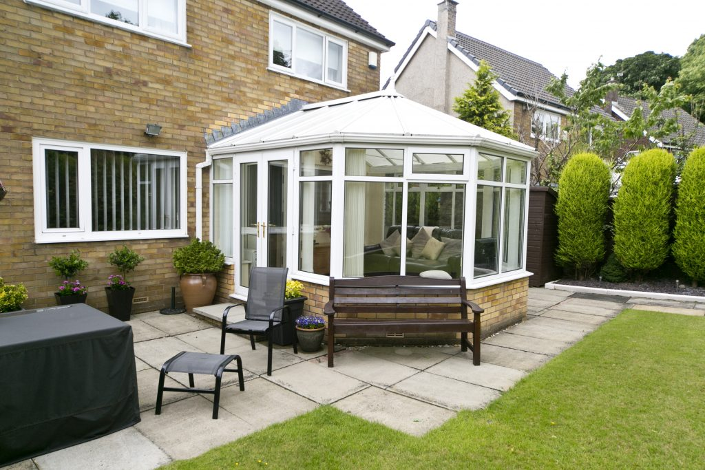 Small Conservatory Prices Ware
