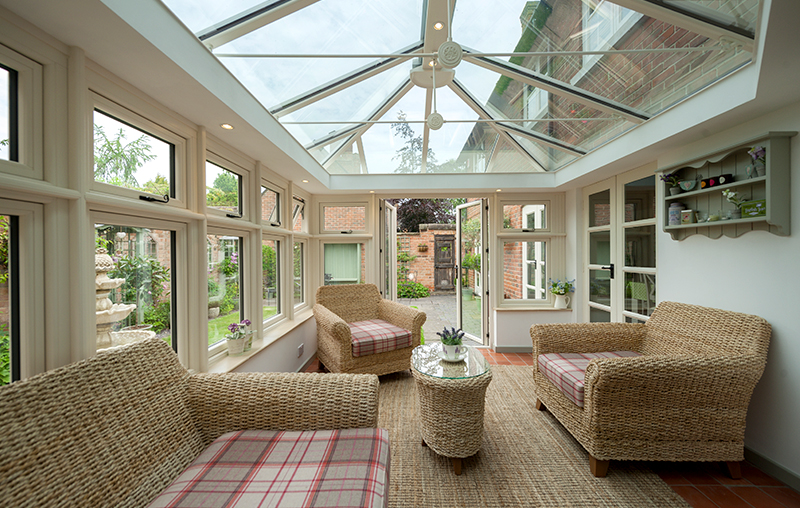 Conservatory Prices, Hertford