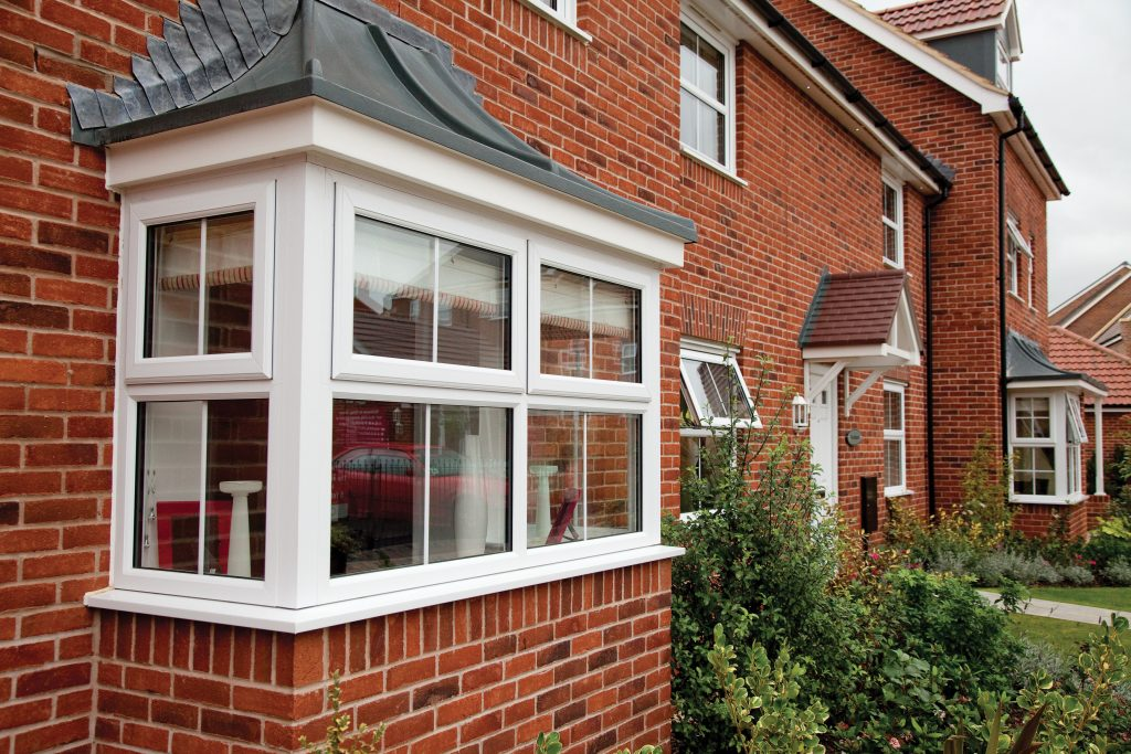 Types of Bow and Bay Windows Hertfordshire