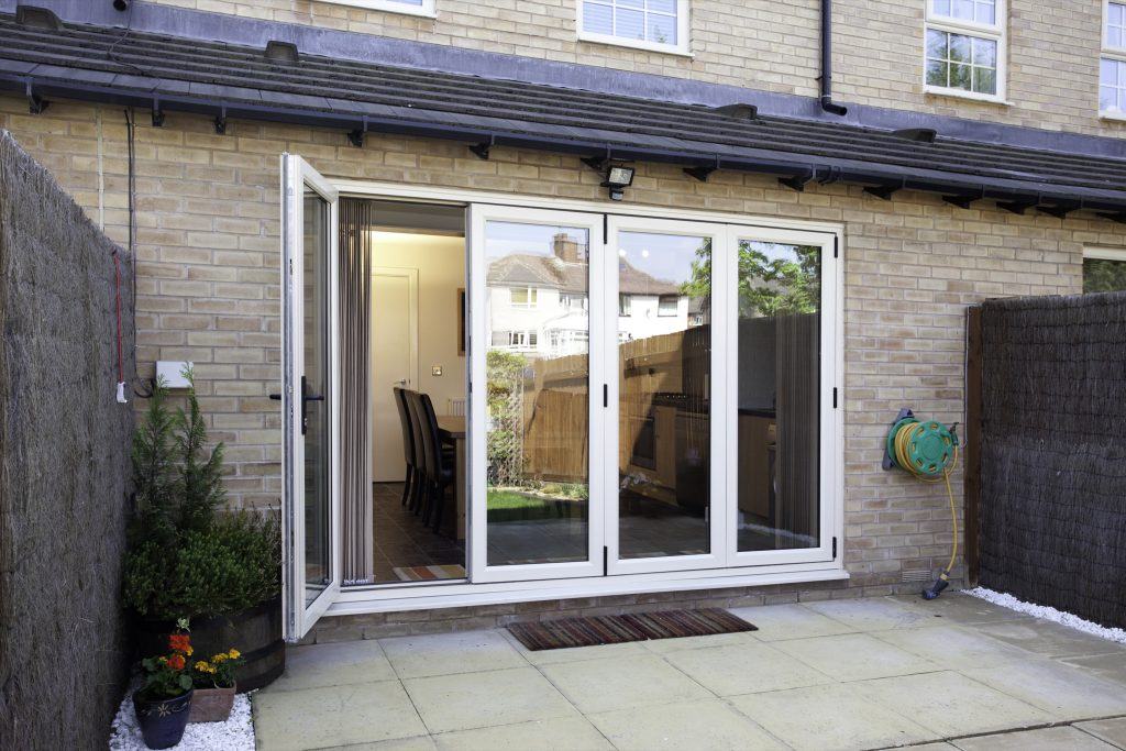 Exterior Bi-Fold Doors Hertfordshire