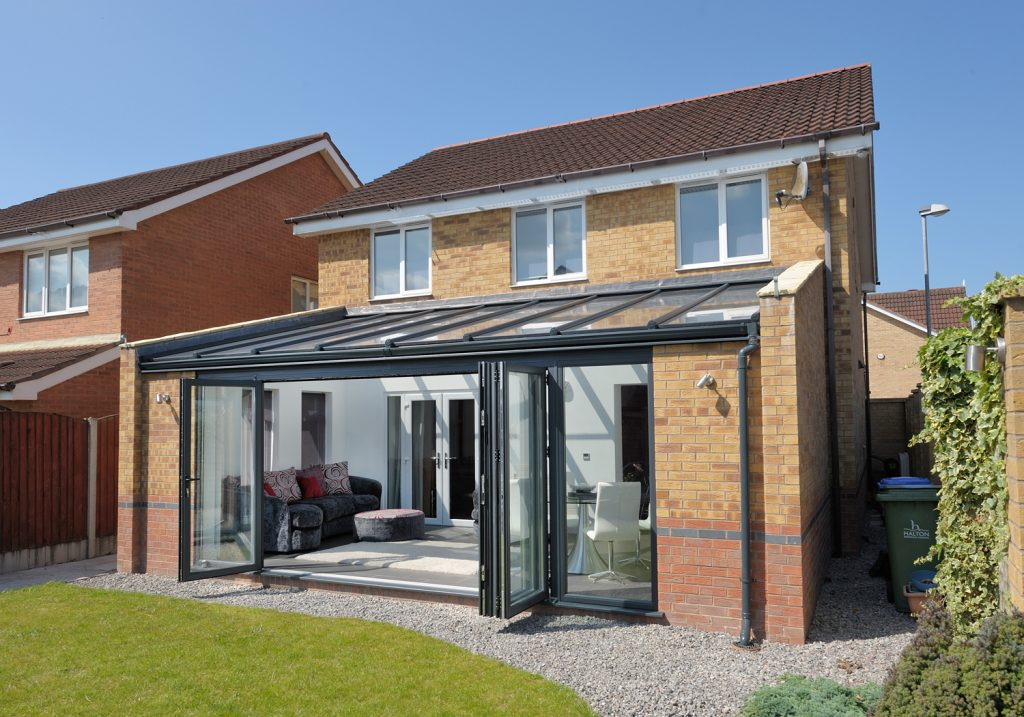 Double Storey Extension Ware